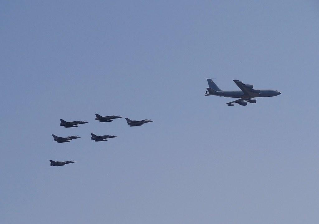 C-135F, Rafales et Mirages | A voir en haute résolution / Se… | Flickr