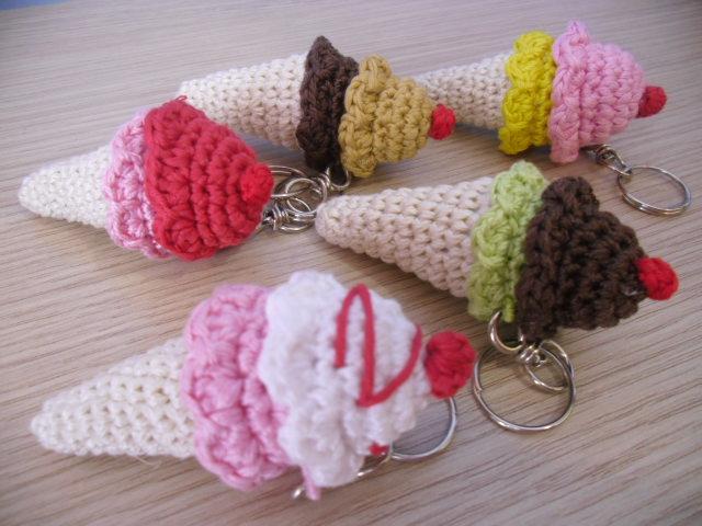 Crochet Keyringsportachiavi Alluncinetto Salento Artigia Flickr