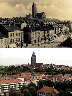 Gothenburg, Masthugget 1910 / 2011