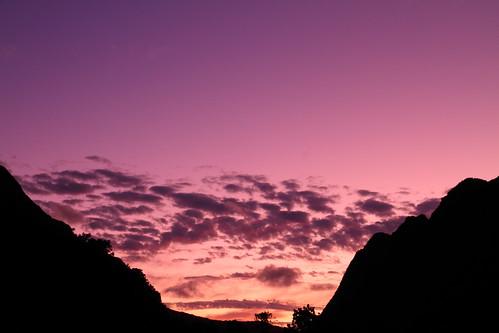 africa france heritage reunion sunrise dawn twilight cloudy indianocean mont cirque moutain daybreak salazie cirquedusalazie