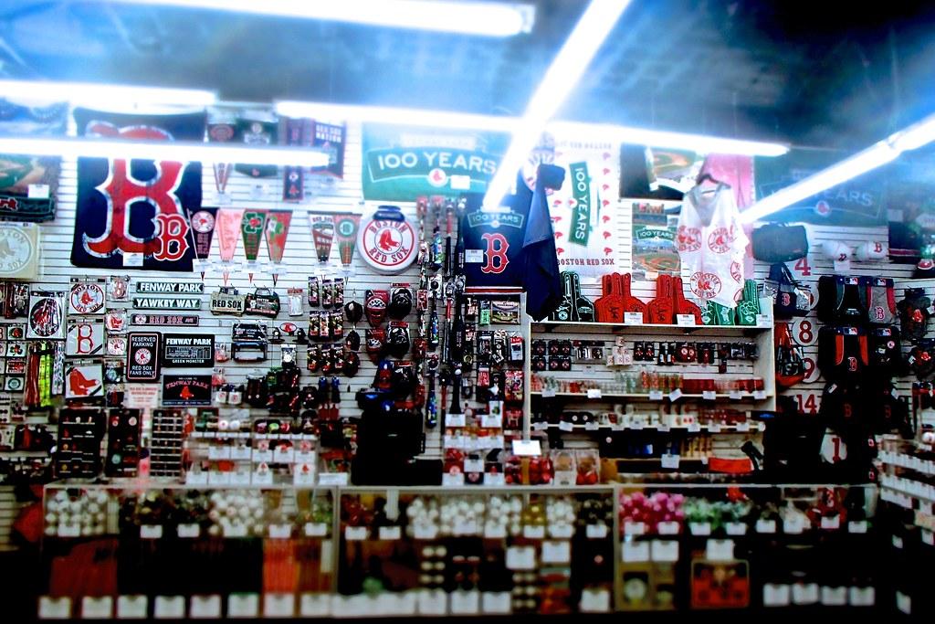 boston fenway park tour red sox pro shop | OLYMPUS DIGITAL C… | Flickr