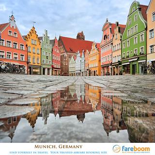 munich-germany | by Fareboom