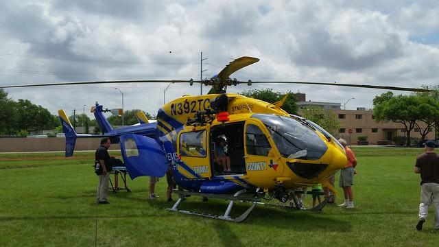 Travis County, TX StarFlight EMS Eurocopter EC-145 Helicopter