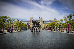 Amsterdam | Museumsquare