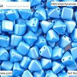 PRECIOSA Pyramids - 111 01 336 - 02010/25020 - Azure Blue