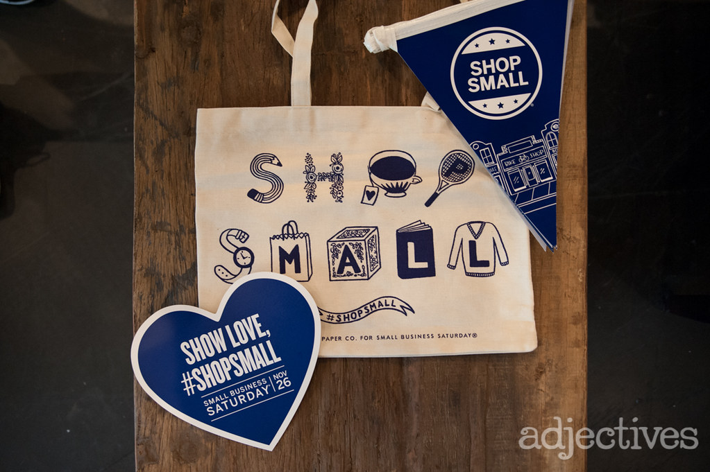 Shop Small withyour American Express Card!