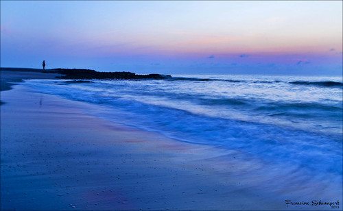 longexposure beach water sunrise colorful rivierabeachfl nikond5100