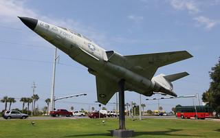 McDonnell F-101 Voodoo 57-0438 - Gulf Coast State College,… | Flickr