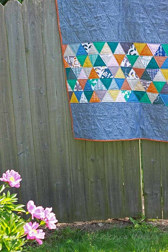 A Little Glimma Quilt by Anything Pretty | by anythingpretty