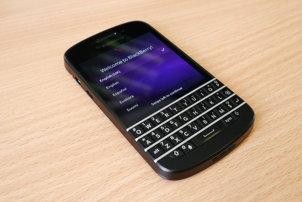 Blackberry Q10   Blackberry Q10   Kārlis Dambrāns   Flickr