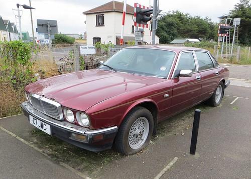 1990 Jaguar Sovereign 4.0 XJ40 | by Spottedlaurel