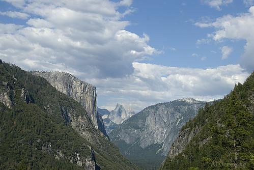 Yosemite from Wawona Rd 126456