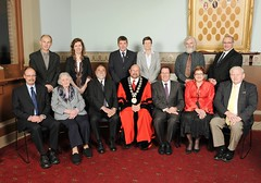 2010 0824 Gawler Ceo Executive Officers Mayor and Councillors