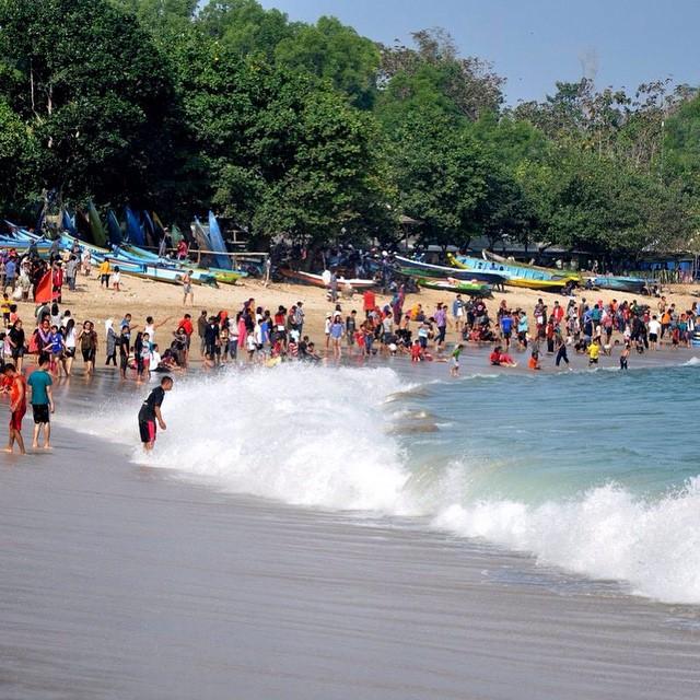 Ke Pantai Tambakrejo Blitar Dulu Ya Biar Kulit Lebih Exoti