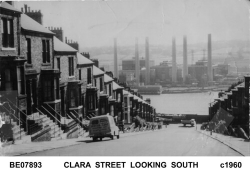 Clara Street | by West Newcastle Picture History Collection