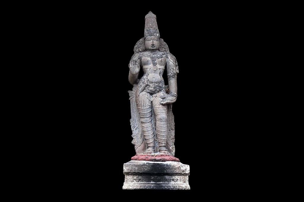 India - Tamil Nadu - Kumbakonam - Rama Swami Temple - Vish… | Flickr