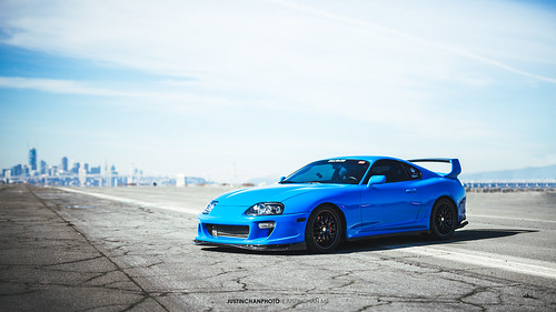 Toyota Supra   by Justin Chan Photography