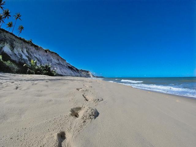 GOPR1413 lzn - Just my feet - Trancoso, Bahia