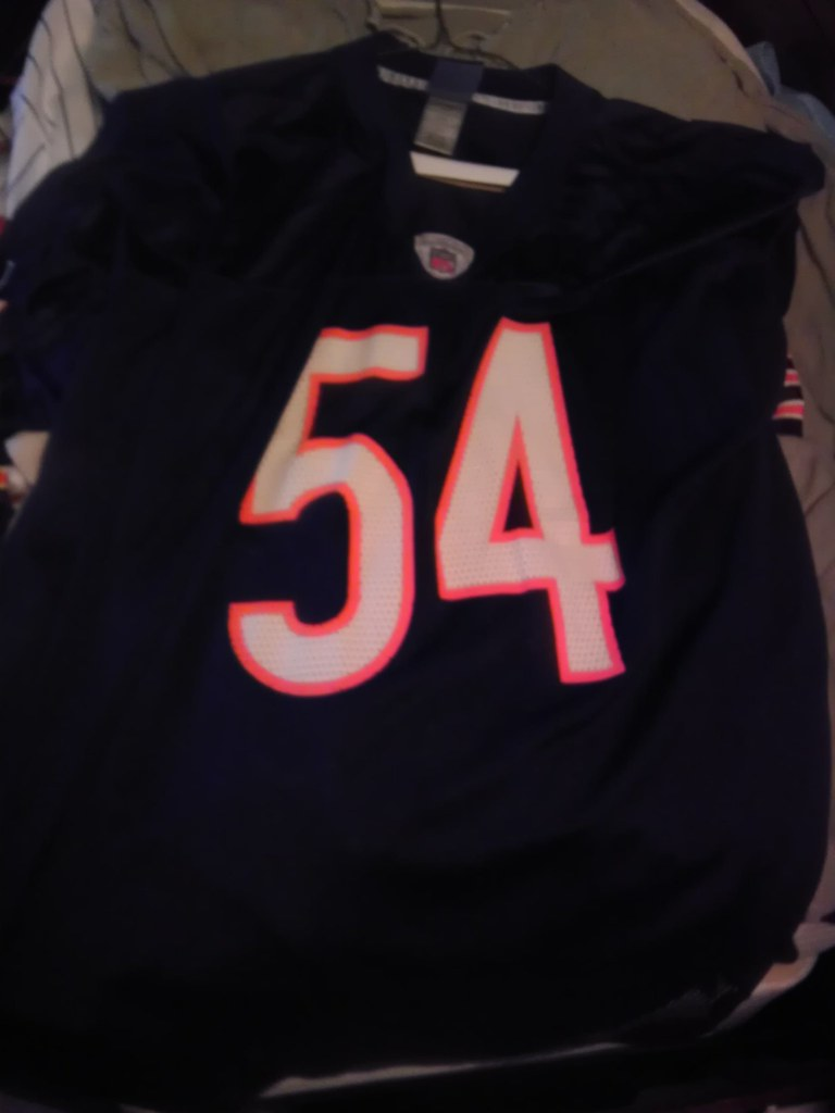 purchase cheap 76508 c5213 brian urlacher chicago bears jersey | sultmhoor | Flickr