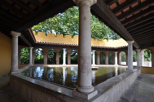 Safareig públic de Castelló d'Empúries (Alt Empordà) | by Monestirs Puntcat