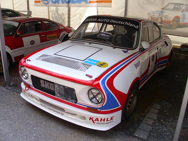 Skoda 130 RS Type 735 Coupé