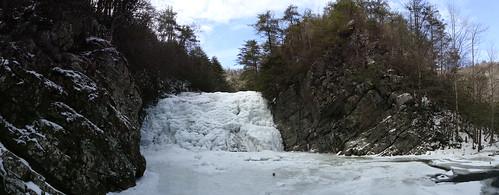 laurelfork chfstew tennessee tncartercounty landscape appalachiantrail waterfall