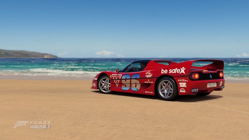 f50 beach | by ForzaDesignsbyPolizeiYT