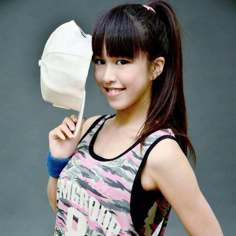 總籌衛教系107級楊惠洋子。圖/ 游騏瑄提供。