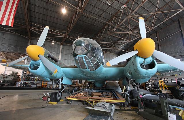 B2-I-27 CASA 2111E/Heinkel He-111