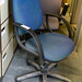 Swivel chair come with arms