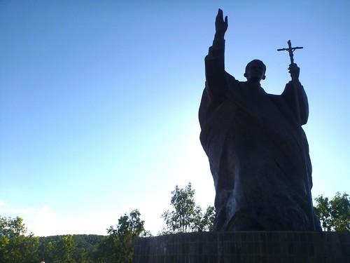 pope popejohnpaulii timor easttimor dili timorleste