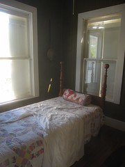 Tindall house bedroom