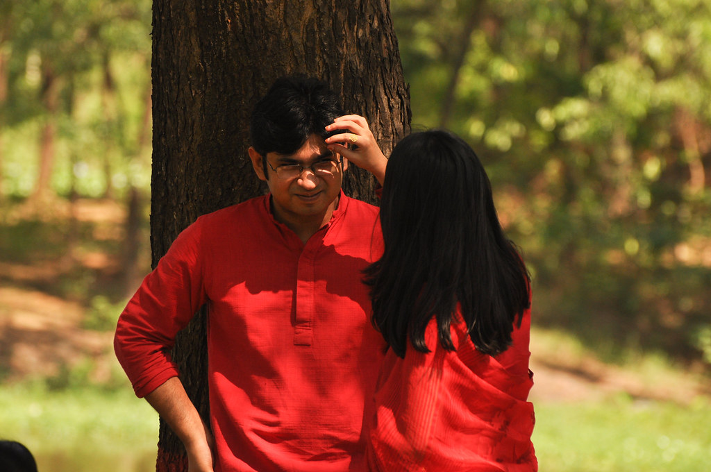 Love in Pohela Boishakh | Love and Pohela boisha are synonym