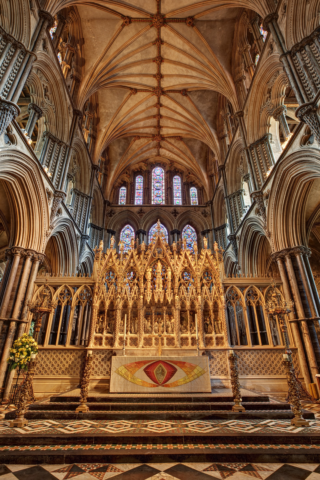 High Altar of Ely Cathedral