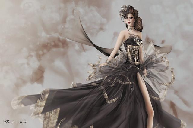 MMV 2013 - Miss Uruguay - Gown