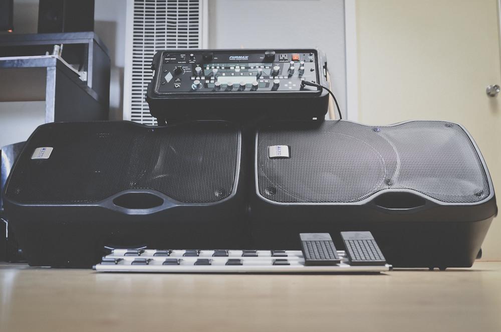 Kemper Profiler Amp FRFR Setup | Miguel Arroyo | Flickr