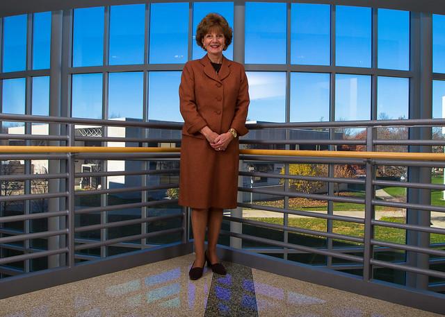 Interim Chancellor Susan Sciame-Giesecke