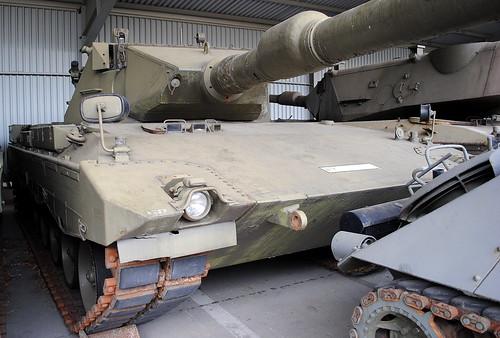 Leopard 2K Prototype | by Katzennase
