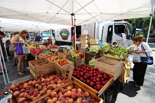 Union Square Farmers Market   by shinya