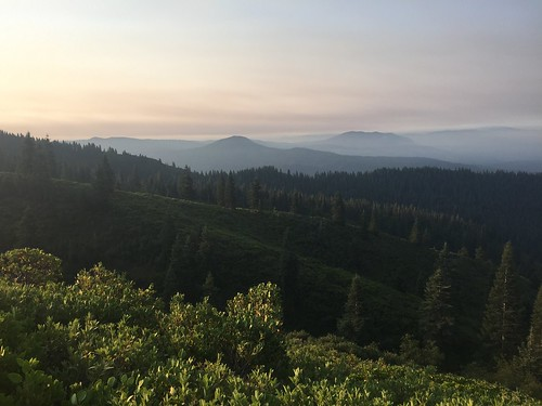 PCT: Day 107