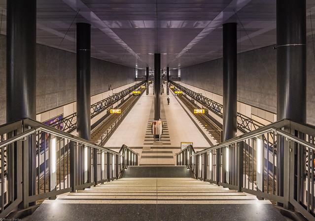 Hauptbahnhof Berlin 4