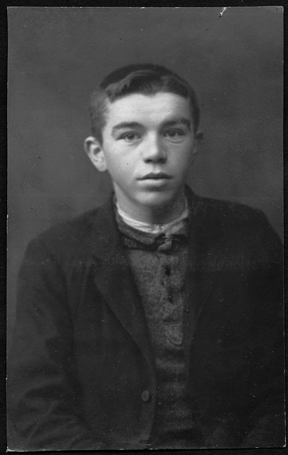 Archiv A24 Junger Mann, Deutschland, 1920er