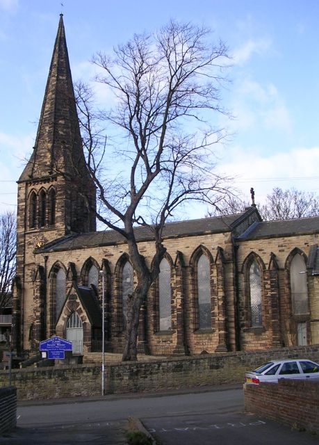 Heckmondwike, St James