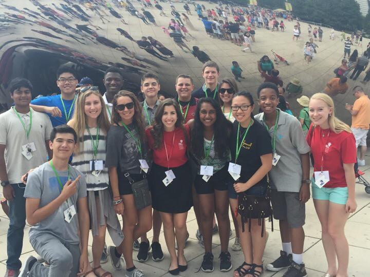 NSLC Business: Millennium Park July 25, 2015