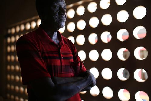 A portrait of Ebola survivor,   by World Bank Photo Collection