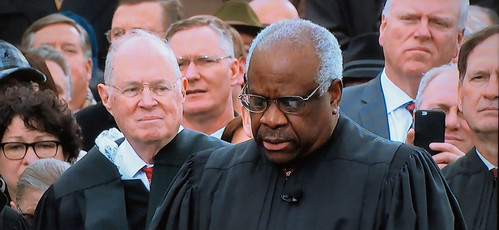 Justice Thomas SPEAKS! | by Thomas Cizauskas