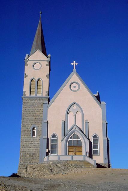 Evangelisch-Lutherische Felsenkirche Lüderitzbucht