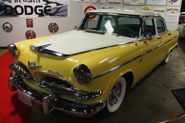 1955 Dodge Custom Royal 4 Door Seda 'DOD55GE' 1