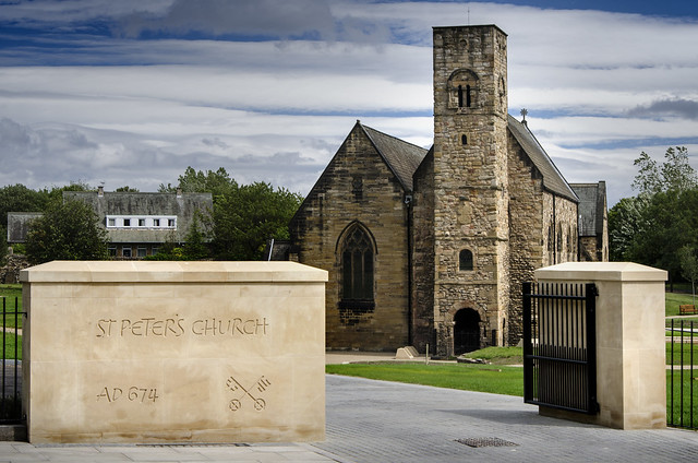 St Peter's Church, Monkwearmouth, Sunderland