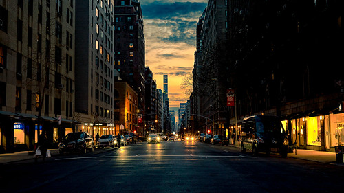 Sunset On Madison NYC | by Randall Herrera